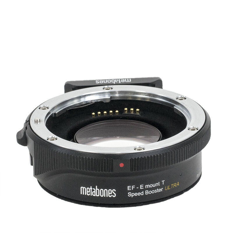 Metabones專賣店:Canon EF-E Mount T Speed Booster ULTRA 0.71x II(總代理義文公司貨)