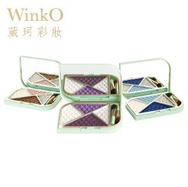 ~ 新年好禮讚 ~ 149元↘ ~明星 ~ 葳美嬌睫眼影 Winko Quartet Ey