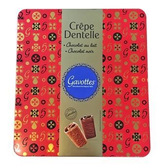 Gavottes巧克力薄餅 420g