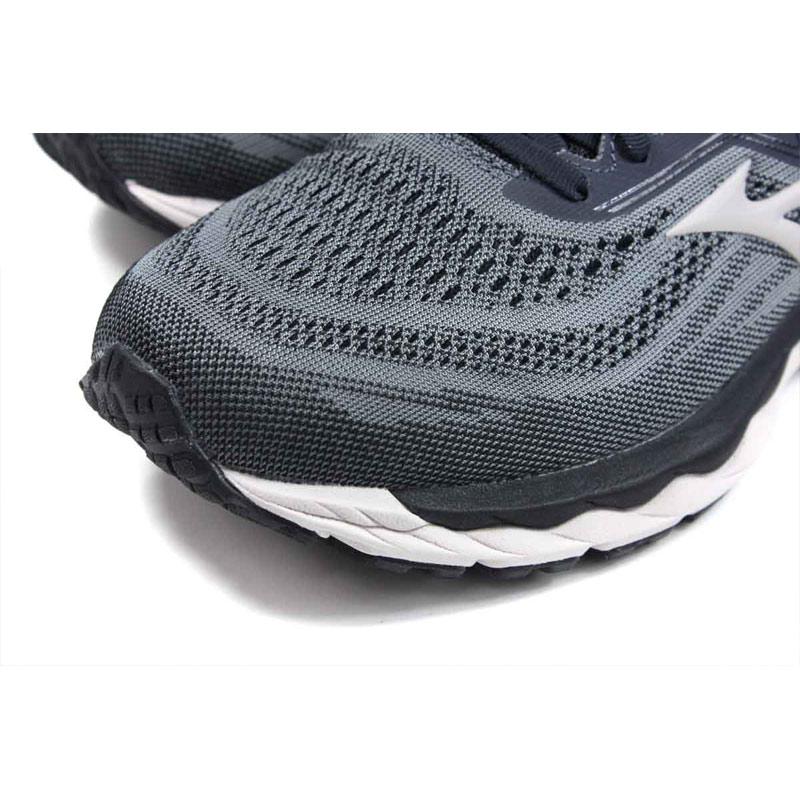 美津濃 Mizuno WAVE SKY 4 SW 慢跑鞋 運動鞋 深灰色 男鞋 JIGC201140 no115 4