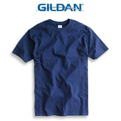 吉爾登GILDAN美國棉素T 圓領 GD美式休閒-石楠灰 4