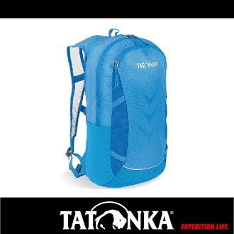 萬特戶外運動 TATONKA TTK1514-194 Baix 15公升 輕量日用背包 舒適 鮮豔藍色