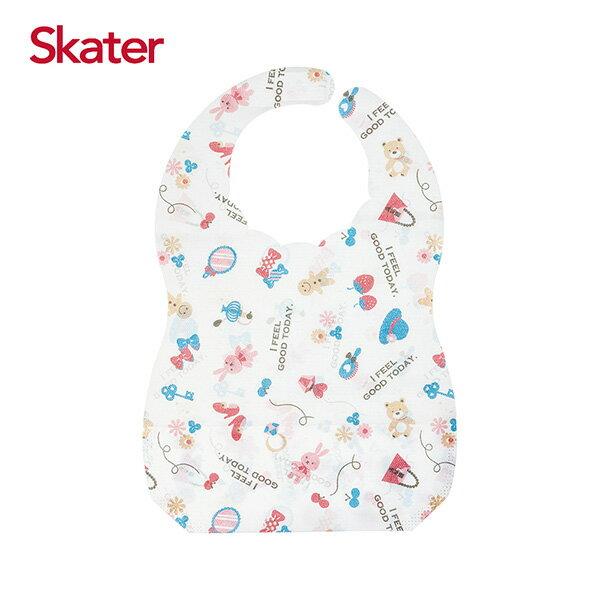 Skater 拋棄式圍兜(10入/包)-洋娃娃【悅兒園婦幼生活館】