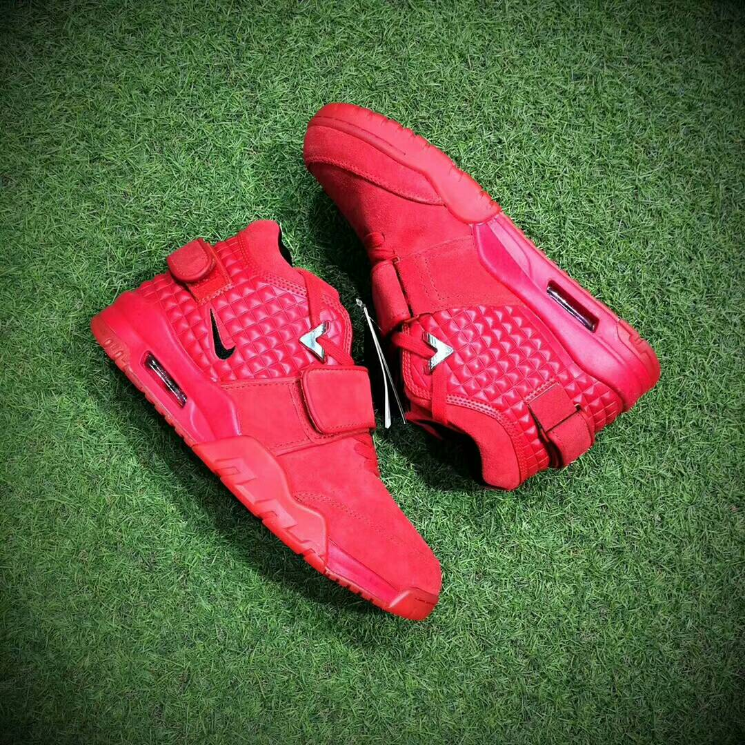 Nike Air Trainer Victor Cruz 紅色 男款