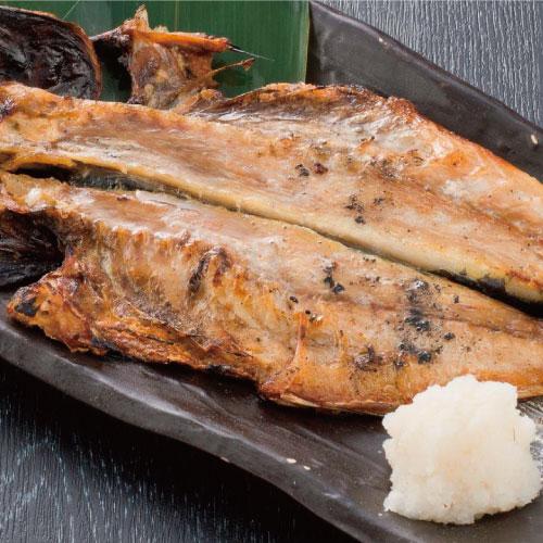 【築地藏鮮】黃金竹筴魚一夜干 180克 / 份  (10入組) 買越多省越多 | 冷凍真空包裝 免運到府 | 生鮮團購專區 | 2