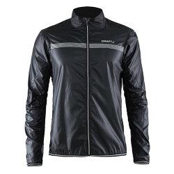 【速捷戶外】瑞典Craft 1903290 男超輕量防風防潑水風衣外套(黑色), 跑步 單車 野跑 馬拉松 夜跑