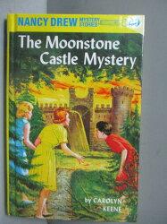 【書寶二手書T2/原文小說_OFD】Moonstone Castle Mystery_Keene, Carolyn