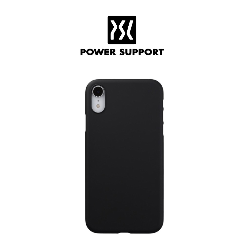 POWER SUPPORT│iPhone XR Air Jacket│超薄保護殼│6.1吋│六色