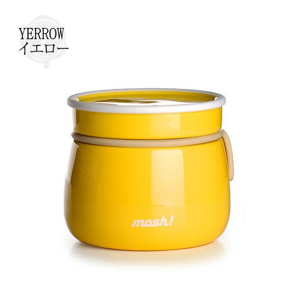 日本mosh!  /  可愛牛奶瓶造型不鏽鋼保溫罐  湯罐 350ml  /  dos-m3012  /  日本必買 日本樂天直送(3290) 5