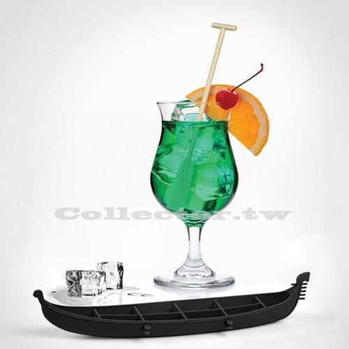 【C14090301】創意威尼斯-貢多拉平底船造型製冰格 製冰模具 夏日調酒必備