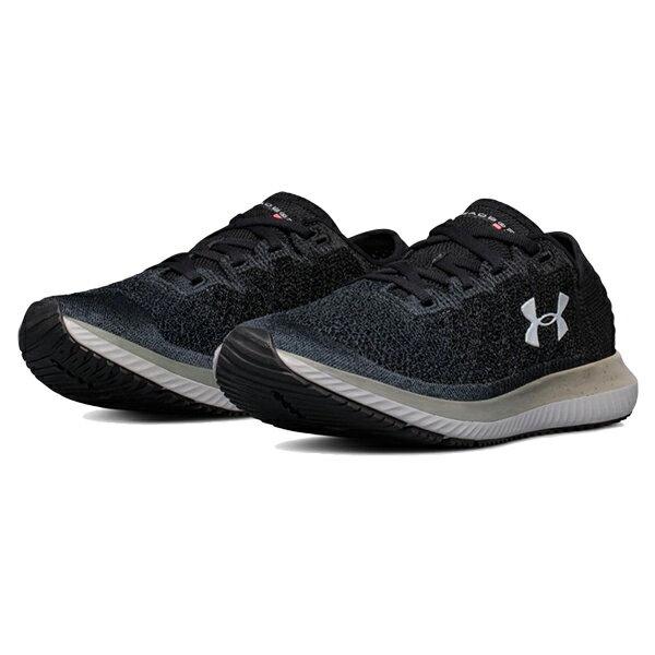 【3000098-001】UNDER ARMOUR UA 慢跑鞋 Threadborne 針織 黑灰 女生
