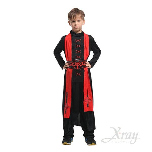 X射線【W282153】紅黑魔法巫師裝(L),舞會尾牙萬聖聖誕大人變裝cosplay表演攝影寫真話劇舞台劇