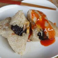 端午節粽子、人氣肉粽推薦【府城林】飄香肉粽 10顆 府城道地南部粽
