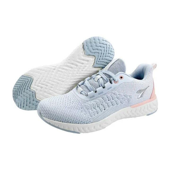 DIADORA 輕量女段專業慢跑鞋紫33610