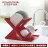 【YAMAZAKI】AQUA全能X型瀝水架-白/綠/紅★置物架/多功能收納/廚房用品/居家收納 2