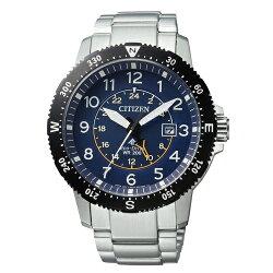 CITIZEN 星辰PROMASTER登峰造極光動能腕錶/BJ7094-59L