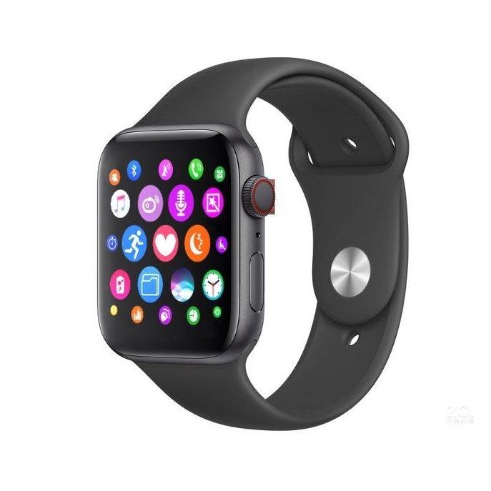 【Love Shop】新一代Watch藍牙手錶 /可通話/心率/計步/無線充電/智能運動手錶/運動手環