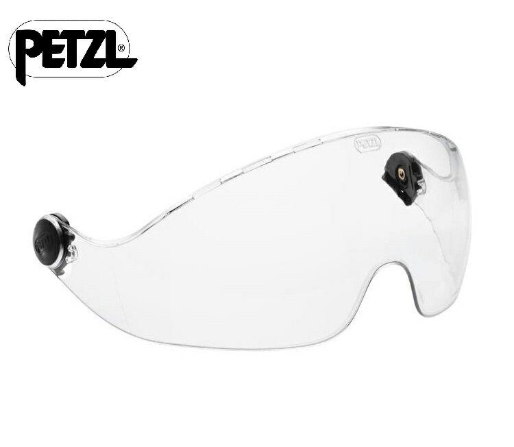 Petzl 護目鏡/頭盔防護眼罩/工程護目鏡/透明護目鏡 VIZIR A15A Petzl 護目鏡/頭盔防護眼罩/工程護目鏡/透明護目鏡 VIZIR A15A