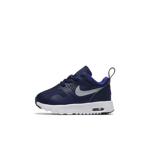 NIKE AIR MAX TAVAS 童鞋 小童 慢跑鞋 藍 【運動世界】844106-404