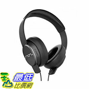 [106 美國直購] SOL REPUBLIC 1601-30 耳罩式 耳機 Master Tracks Over-Ear Headphones - Gunmetal