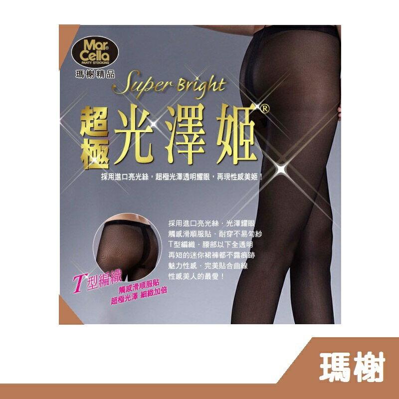 RH shop 瑪榭 超級光澤姬 T 型無痕透明亮彩褲襪/絲襪 MAA-1213