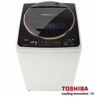 TOSHIBA 東芝 AW-DME16WAG 16公斤SDD超直驅變頻直立式洗衣機 熱線:07-7428010