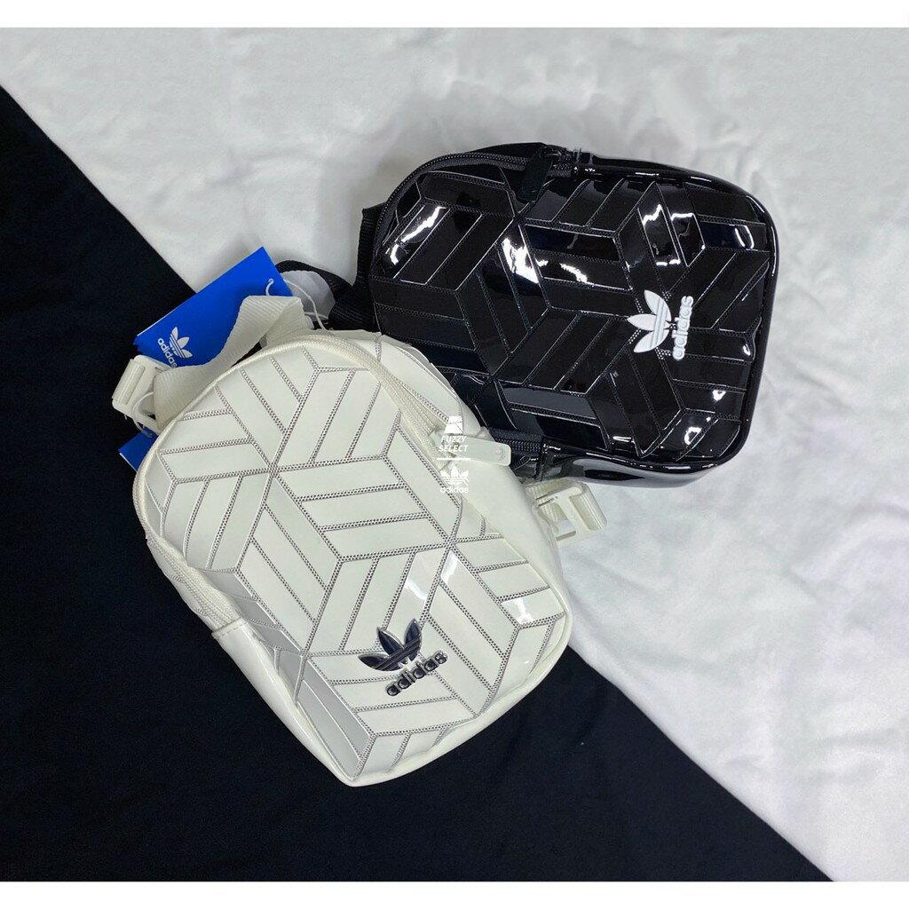 KUMO SHOES-Adidas Originals Mini 3D Backpack 後背包 米 FL9680