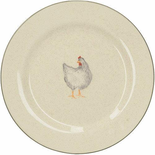 《CreativeTops》Feather淺餐盤(公雞21.2cm)