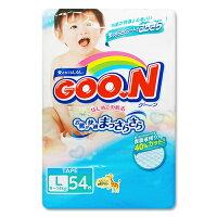 GOO 日本境內 大王頂級紙尿褲L54