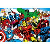 漫威英雄Marvel 周邊商品推薦【P2 拼圖】Marvel Comics經典漫畫(2)拼圖300片 HPM0300S-007