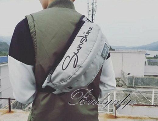 韓國草寫正統腰包