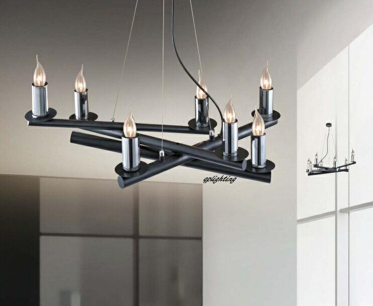 造型吊燈 E14*7