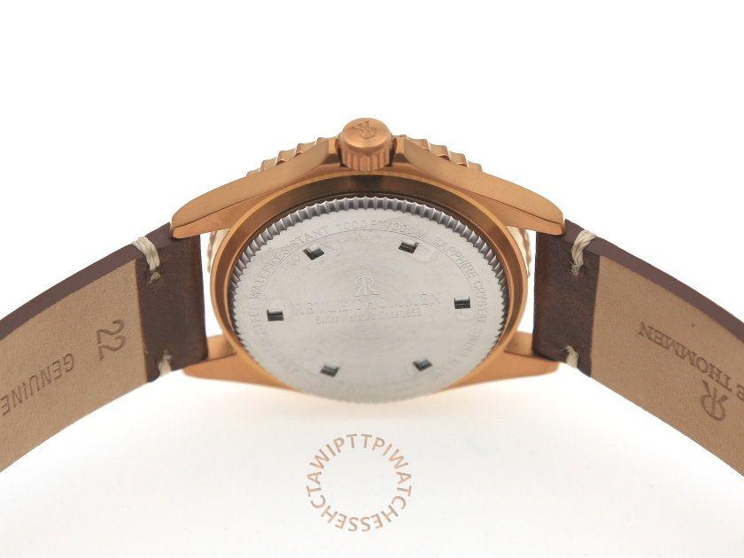 REVUE THOMMEN 梭曼 Diver XL Automatic Men's Watch REF. 17571.2595 5