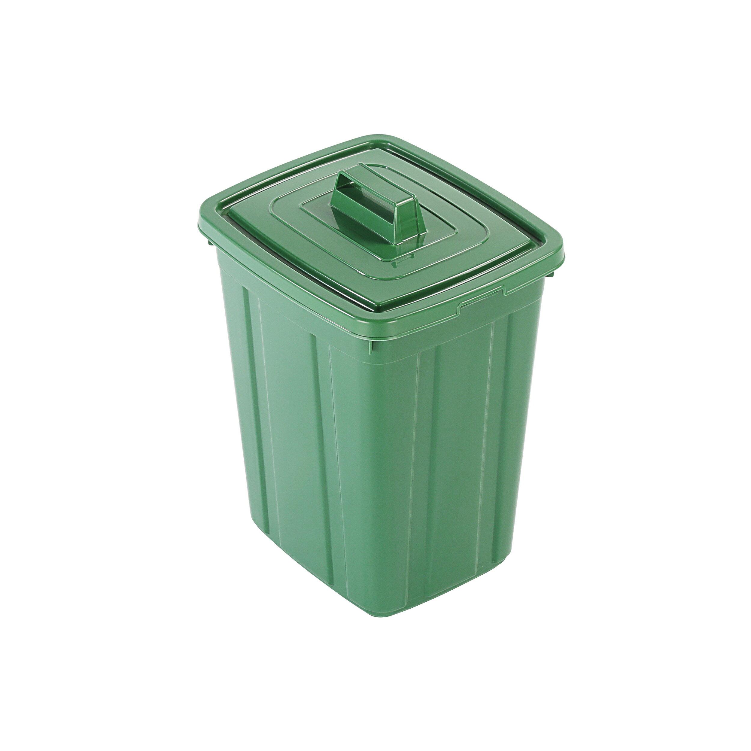 分類垃圾桶/環保概念/MIT台灣製造 中方型資源回收筒(26L) CS-26  KEYWAY聯府