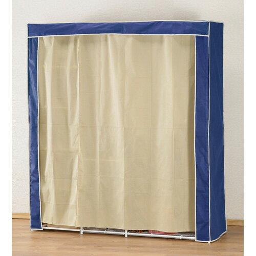 《C&B》新垣日式防塵衣櫥架-寬150CM 1