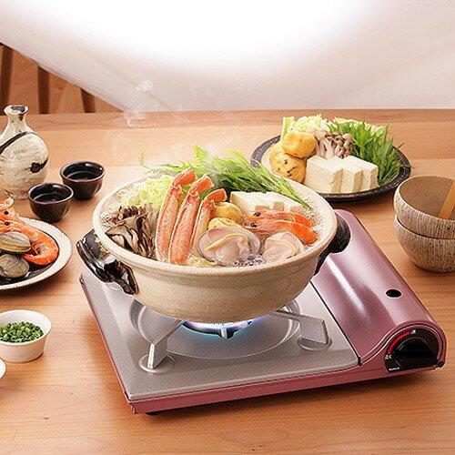 ★日本名廚Masa影片使用★日本岩谷Iwatani  /  磁式超薄型高效能瓦斯爐 CB-AS-1 CB-TS-1。2色。日本必買 免運 / 代購-(4259*1.6) 2