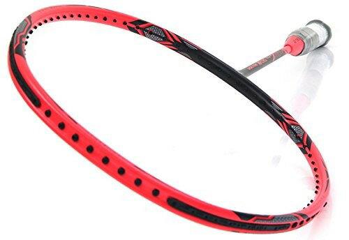 【H.Y SPORT】YONEX yy VOLTRIC 10DG 紅色 正品/35LBS高穿線磅數/高威力 羽球拍 羽拍 正版