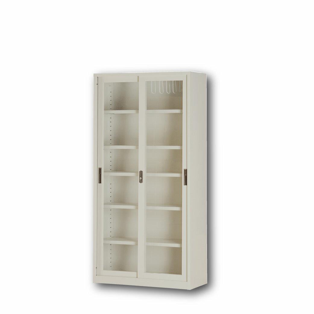【哇哇蛙】卷宗櫃/3尺6尺連座玻璃拉門 CP-3602G 辦公 學校 收納 文件報表 置物櫃 分類資料 隔間櫃 鐵櫃