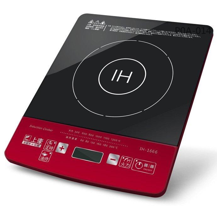 SUNHOW 上豪 微電腦電磁爐 IH-1666