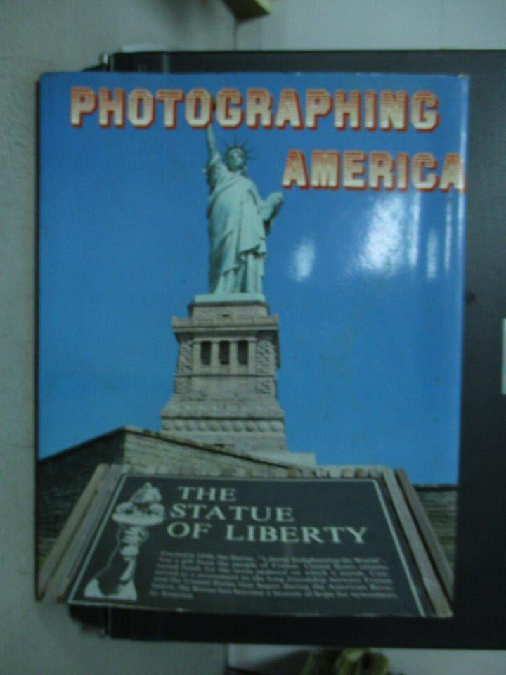 【書寶二手書T6/攝影_ZHE】Photographinc America