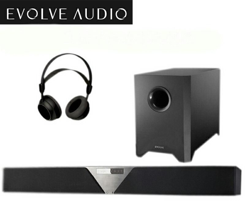 <br/><br/>  EVOLVE SB-3500 Soundbar 聲霸 無線 藍牙 家庭劇院 180W 無線超低音 送無線耳機<br/><br/>