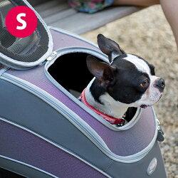 外出籠 寵物外出二輪拉桿箱 寵物推車 外出貓籠狗籠 寵物用品 瘋狂爪子【YV6650】HappyLife