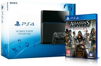 Consola Playstation 4 1TB + Assassin's Creed Syndicate en Rakuten