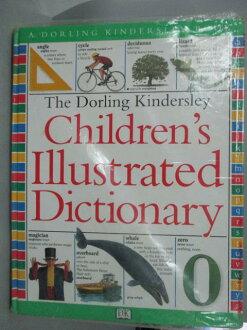 【書寶二手書T1/字典_ZGI】The Dorling Kindersley Children's Illustrated Dictionary_John McIlwain