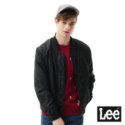 Lee 飛行夾克/RG-男款-黑色