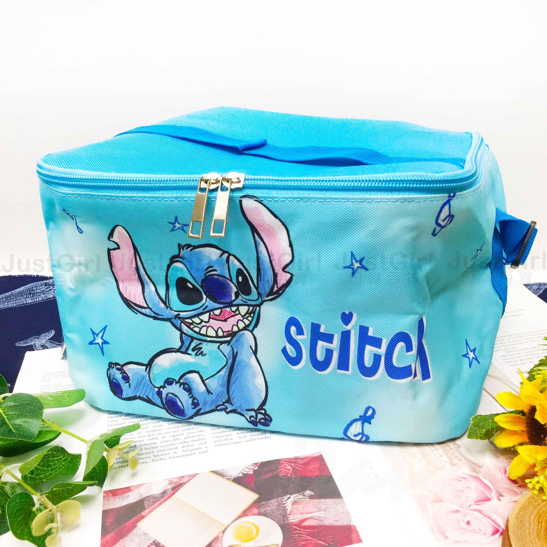 野餐保冷袋 迪士尼 史迪奇 米奇 米妮 維尼 保溫保冷提袋 正版授權