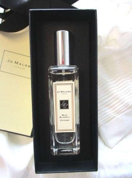 *Realhome*英國香水名牌 Jo MALONE 藍風鈴 Wild BlueBell /30ML 店長最愛 優雅感 預購9/20