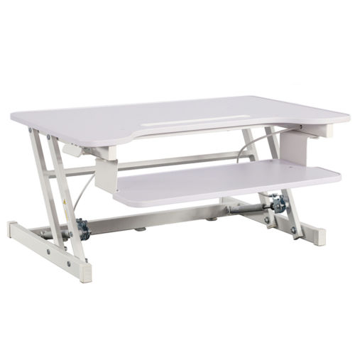 Delicieux Adjustable Height Standing Desk, Stand Up Desk With Keyboard Tray