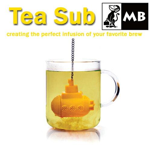 以色列OTOTO創意廚具 / 黃色潛水艇 / 泡茶器 / 007-mb-91124。共1色-日本必買 日本樂天代購(1840*0.3)。滿額免運 0