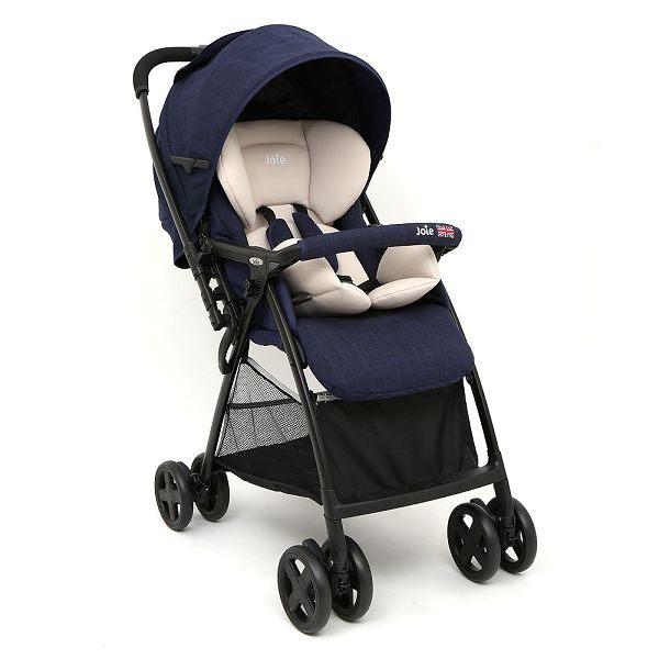 奇哥 Joie FLOAT 輕量雙向推車-英國藍『121婦嬰用品館』 - 限時優惠好康折扣